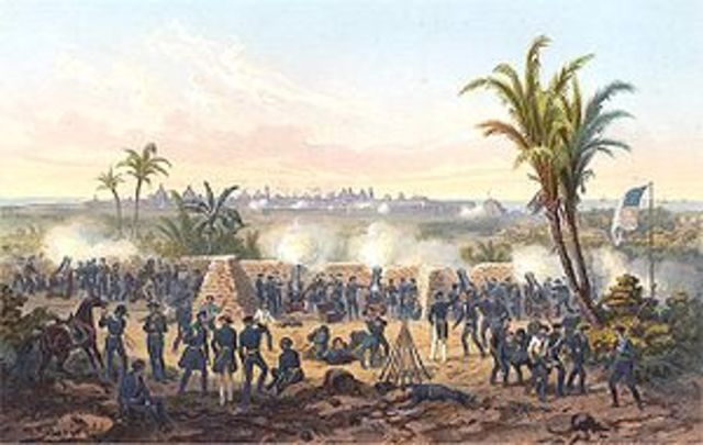 U.S- Mexican War
