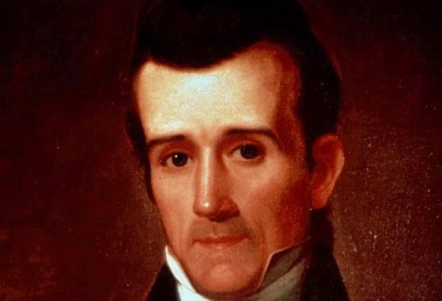 James Knox Polk is President