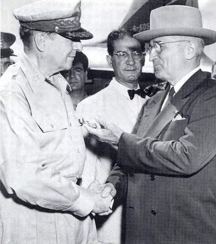 President Truman approves Hydrogen bomb construction