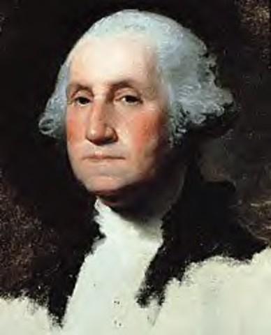 First President : George Washington 1789-1797