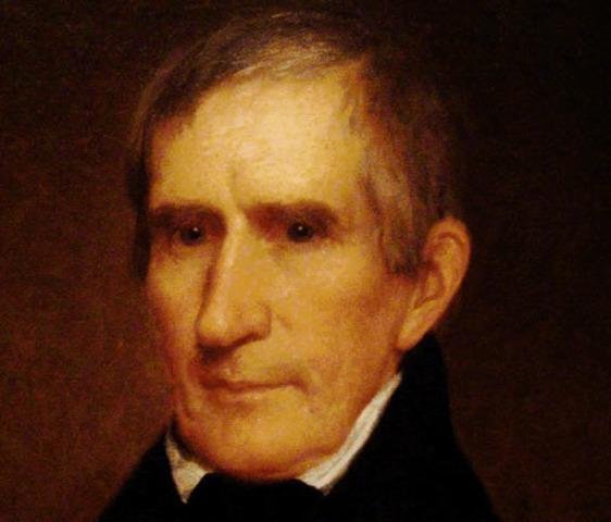 Ninth President : William Henry Harrison 1841