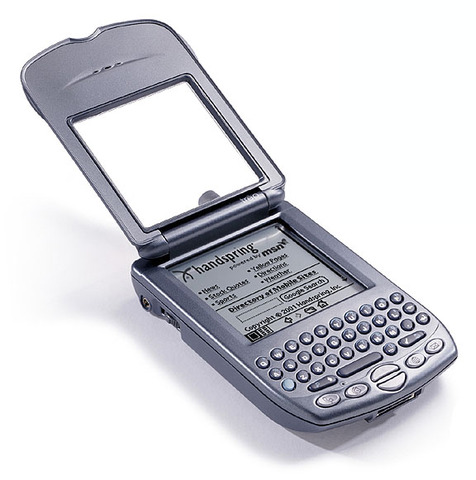 Combining the PDA with the Cellphone