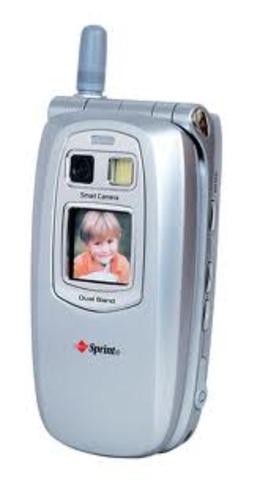 Camera phones were invented
