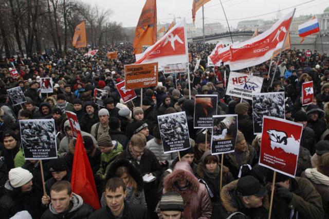 Fall of USSR