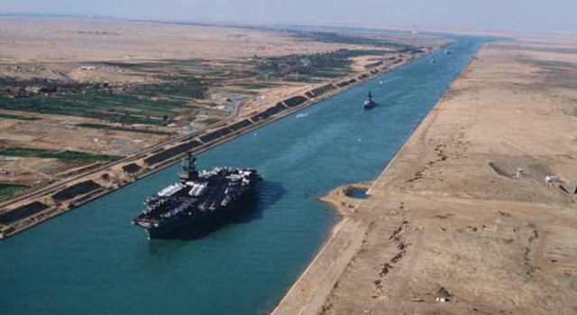 Nationalization of the Suez Canal