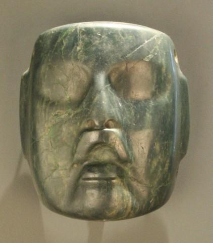 Arte  antropomorfo Olmeca