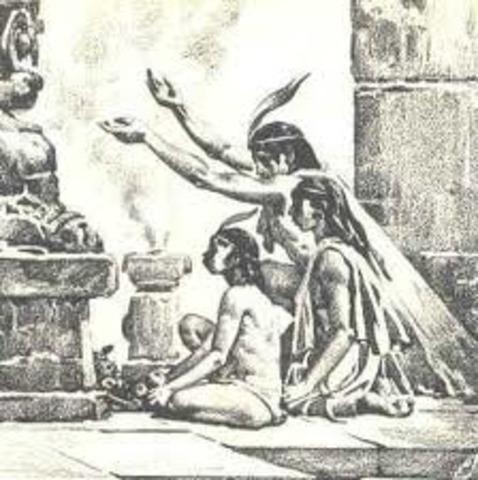 Retroceso en el Mundo Olmeca