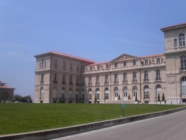installation de napoleon au palais de tuillerie