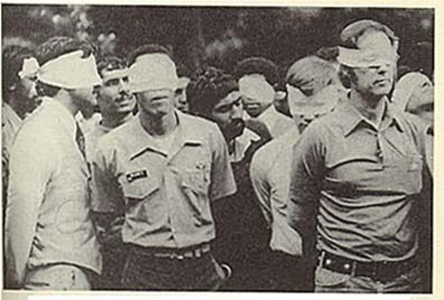 The Failed Rescue of American Hostages in Iran