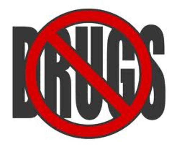War Against Drugs.