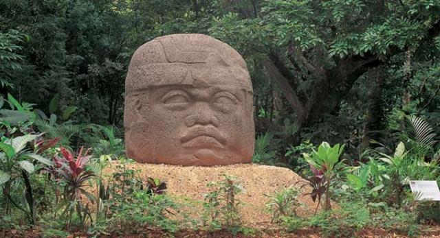 Florecimiento de la Cultura Olmeca