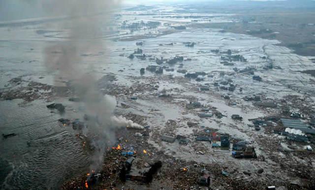 Terremoto en Japon