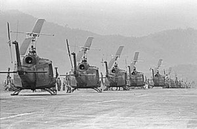 Guerra en Vietnam