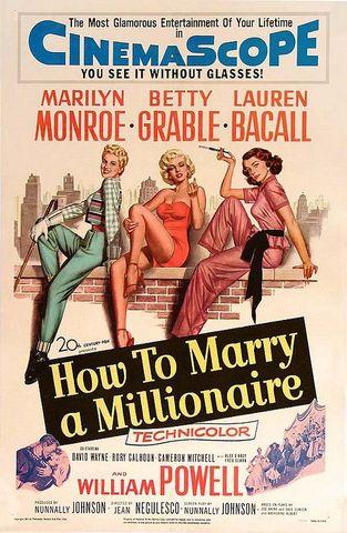 """""""Comment épouser un millionnaire"""""""