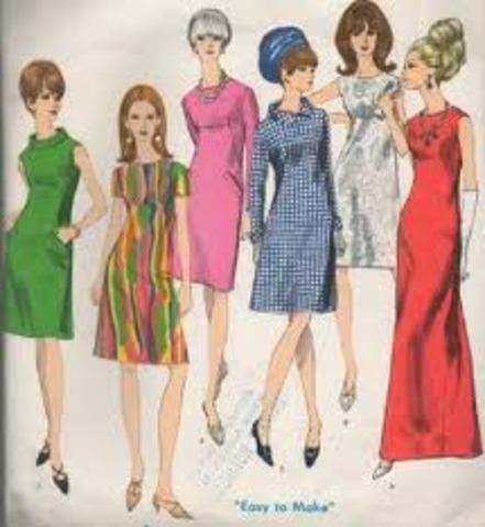 Australian Clothing in 1960