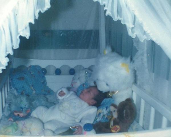 Mi nacimiento...