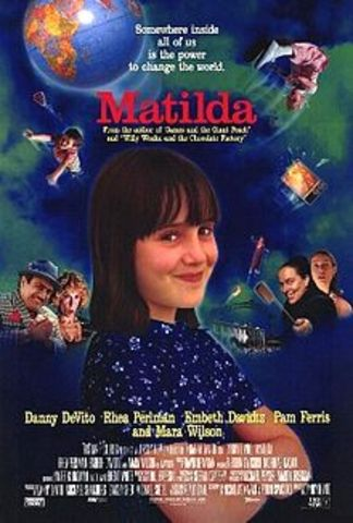 The release of Matilda