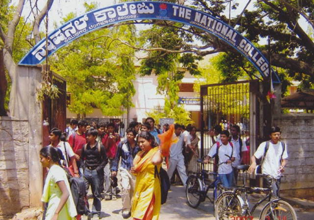 National College Jayanagar