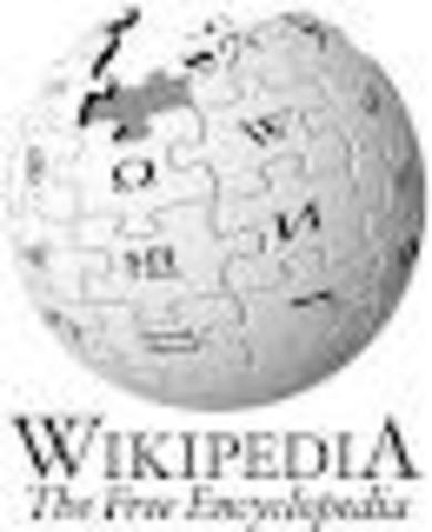 Wikipedia is created