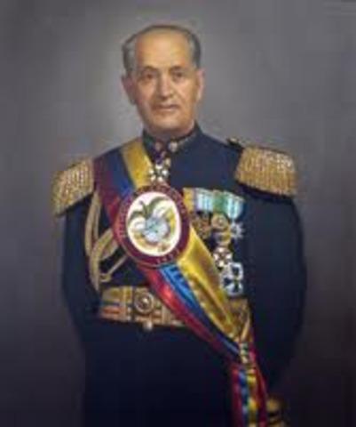GUSTAVO ROJAS PINILLA 1953