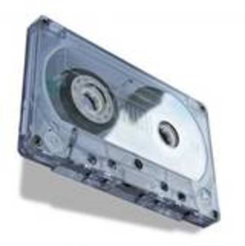 Cassette Tapes came around
