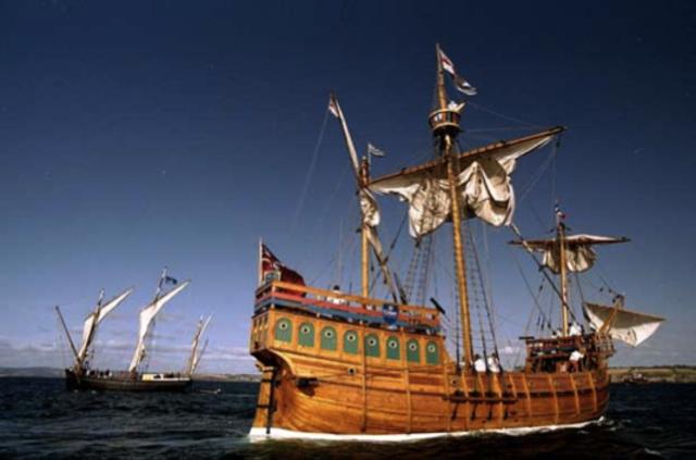 European Cargo Ships