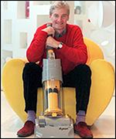 James Dyson's Innovations