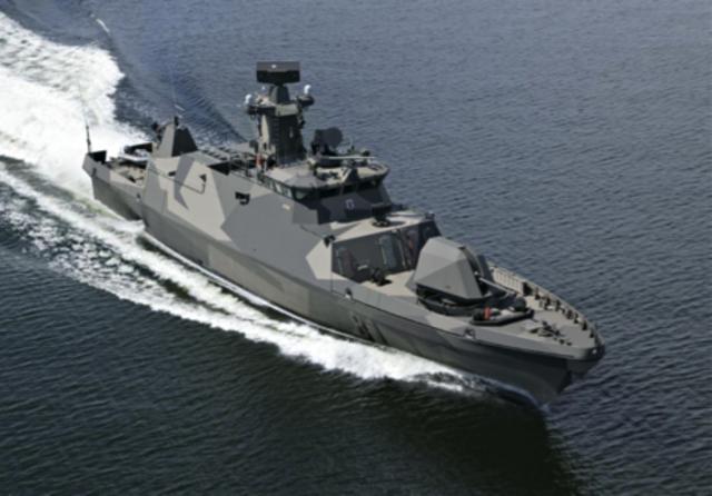 Modern War Ships