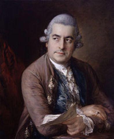 Johann Christian Bach (1735–1782)