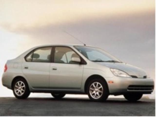 The Toyota Prius