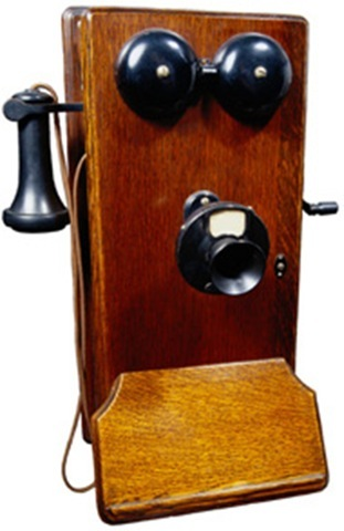 The Desk Telephone