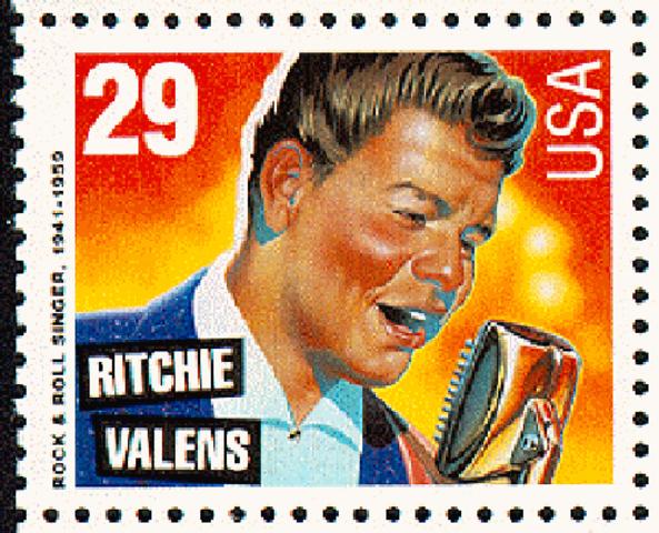 sello de correos U.S liberado