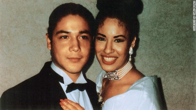 Selena y Chris se casó,