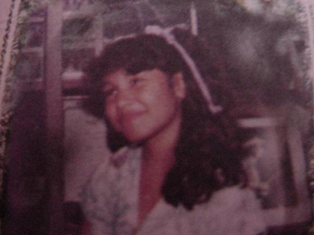 Ella empezó a cantar a 6 años.