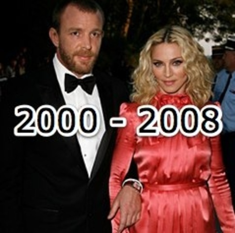 Madonna's Second Divorce