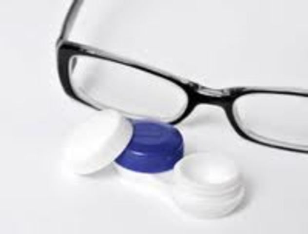 Contacts and Glasses