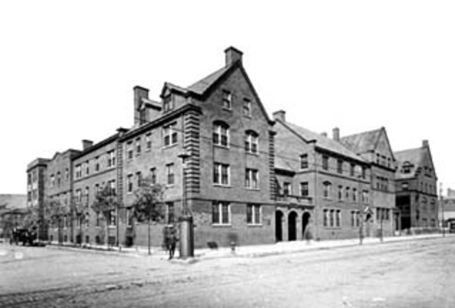 Hull House-The Countries First Settlement House