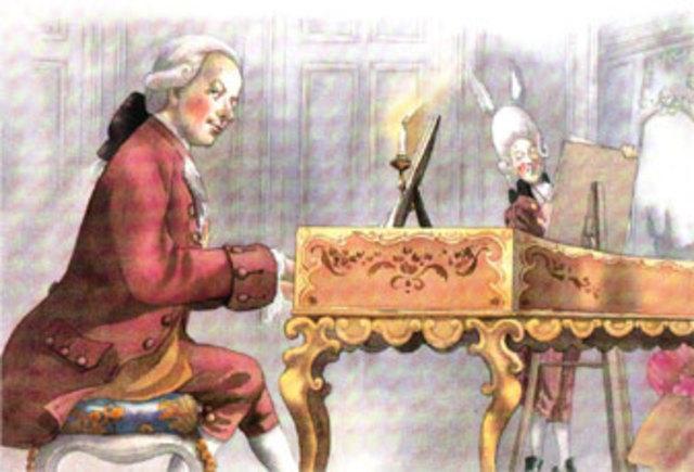 'Mitridate' and 'Lucio Silla'