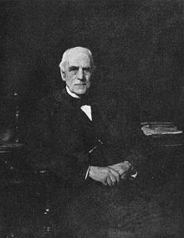 J.P. Morgan was born