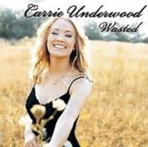 Wasted at number one on the Hot Country Songs Chart