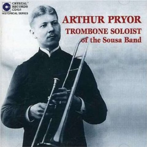 Famous trombonist Arthur Pryor leaves Sousa's band to form his own, and goes on to become the most recorded conductor of the era