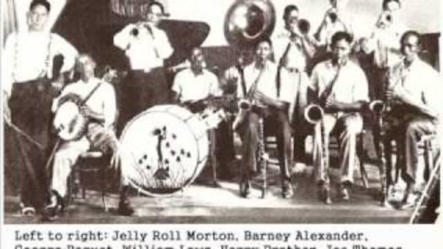 JERRY ROLL MORTON