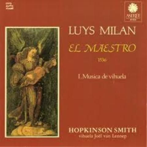 Lluís de Milà (1500-1561)