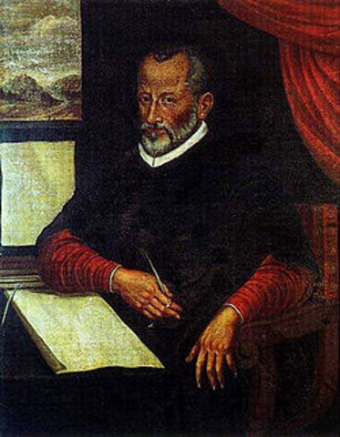 Giovanni Pierluigi de Palestrina (1525-1594)