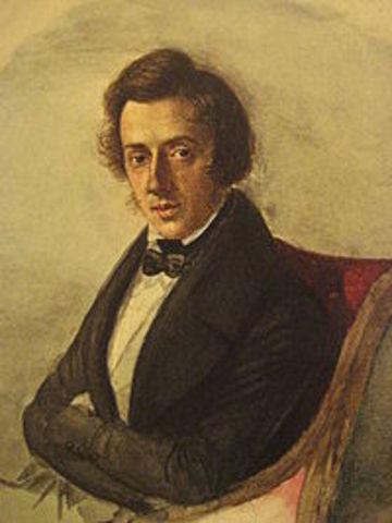 Nacionalisme - Frederic Chopin (1810-1849)