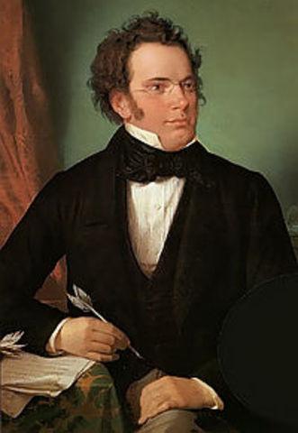 Romanticisme - Franz Schubert (1797-1828)