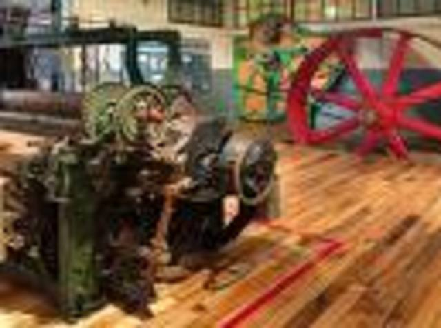 water powered cotton mill