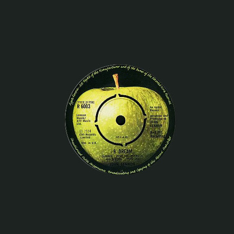 Lennon Releases #9 Dream