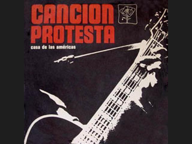 Canción Protesta