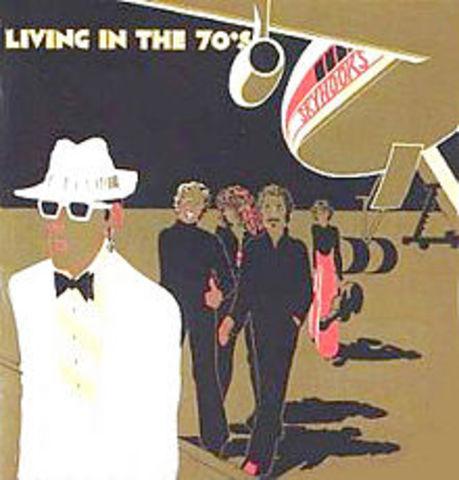 "The Skyhooks released "" Living in the 70's"""